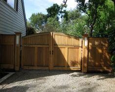 37 Best Redwood Gates Images In 2016 Wood Gates