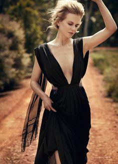 Nicole Kidman photographed by Will Davidson for Harper's Bazaar Australia's June/July issue