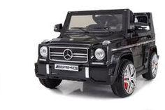 Licensed Mercedes-Benz G65 12V 7Ah Two Motors Electric Battery Powered Kids Toy Car (Model: LS528 )