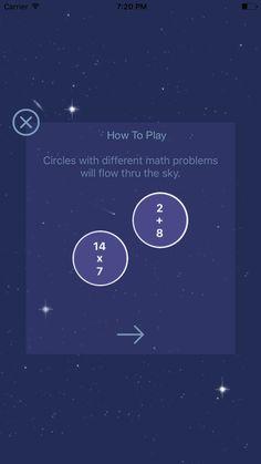 New math app #math #ios #quick_calculation #iphone #brain