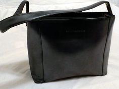 Vintage Paco Rabanne Shoulder Bag Purse Handbag Gray Large
