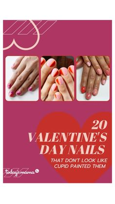 Healthy Eating Habits, Healthy Living, Make Good Choices, Manicure, Nails, Salon Ideas, Valentines Day Party, Food Crafts, Cupid
