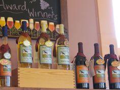 Seven Hawks Vineyard | Fountain City WI | WISCONSIN Great River Road