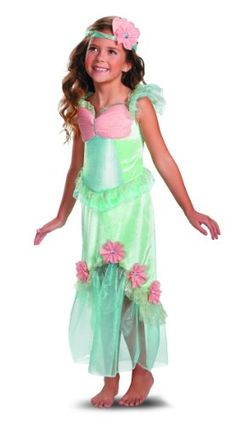 Disguise Secret Fairytale Mystical Mermaid Girl's Costume, 3T-4T Disguise Costumes http://www.amazon.com/dp/B00CPTJNPM/ref=cm_sw_r_pi_dp_TRs-tb12VW1WW