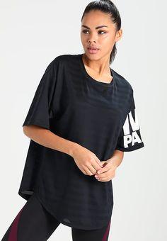T-shirts Ivy Park SELF STRIPE - T-shirt print - black Zwart: € 33,45 Bij Zalando (op 25/10/17). Gratis verzending & retournering, geen minimum bestelwaarde en 100 dagen retourrecht!