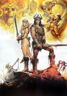 Conan the Barbarian                                                       …