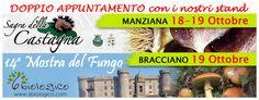 Sagra della Castagna a Manziana e Bracciano. 6biologico