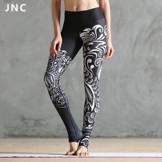 c1aa91c27e Printed Leggings, Printed Yoga Pants, Gym Fitness, Fitness Pants, Women's  Leggings,