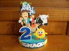 Resultado de imagen para la granja de zenon cumpleaños Farm Birthday, Baby 1st Birthday, Birthday Parties, Rustic Candy Bar, Kids Party Themes, Farm Theme, Farm Party, Toy Chest, Box
