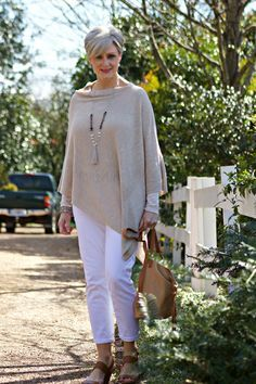 when the seasons change dressing for the day can be a challenge. that's why it's important to have a few spring jackets at the ready. or for a change of pace, why not slip on a poncho? the one i have...