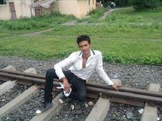 Yogesh Nagar In railway Track