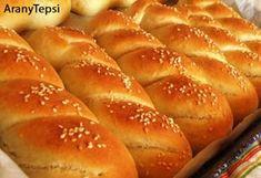 Croatian Recipes, Hungarian Recipes, Hungarian Food, Bread Dough Recipe, Buzzfeed Tasty, Bread Rolls, Dinner Rolls, Winter Food, Sweet Bread