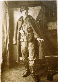soldier ww i by janwillemsen, via Flickr