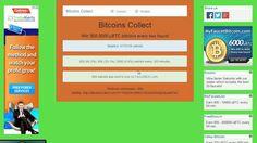 Биткоин кран Bitcoins Collect - каждые 120 мин 500, 800 или 5.000 сатоши...