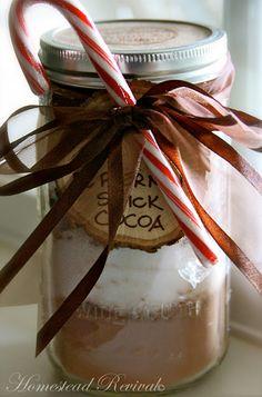 Peppermint Stick Cocoa