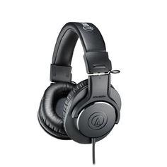 Audio Technica ATH M20x Professional Monitor Headphones #Audio #Technica #Professional #Monitor #Headphones