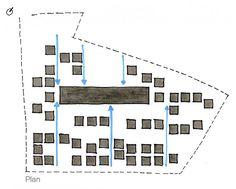 Complexo Social em Alcabideche,Diagrama 1