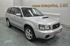 Japanese vehicles to the world: 2004 Subaru Forester XT 4WD for Zimbabwe to Dar es...
