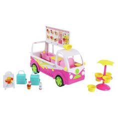 Shopkins Scoops Ice Cream Truck Playset from Aunty Louise, Uncle Steve & William