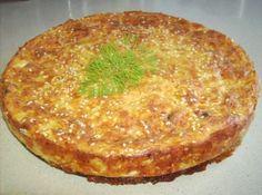 Запеканка из кабачков и сыра по – гречески : Запеканки и омлеты