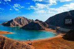 Fyord Bay - Taba - Sinai, Egypt