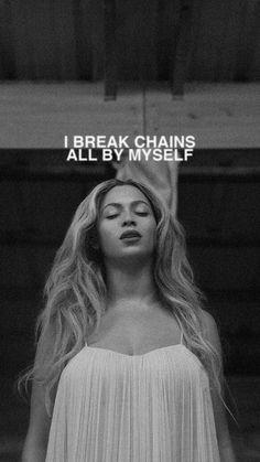 Beyoncé Lemonade Lockscreen