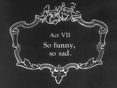 so funny, so sad [Animated Gif]
