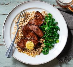 This recipe for braised ox cheeks delivers maximum flavour for minimum prep. Marinating the meat for 24 hours makes the meat extra tender and flavourful