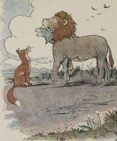 THE ASS IN THE LION'S SKIN - Aesop Fables for Kids