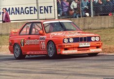 Click this image to show the full-size version. Bmw E30 325, Bmw M3, Gt Cars, Race Cars, Bavarian Motor Works, Racing News, Touring, Circuit, Automobile
