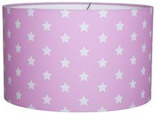 roze sterren lamp