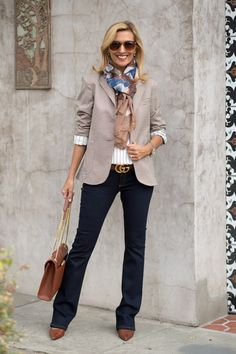 How To Style Our Watson Houndstooth Blazer For Fall with different accessories for work and the office or a fun night out Fashion For Women Over 40, 50 Fashion, Fall Fashion Trends, Look Fashion, Autumn Fashion, Fashion Outfits, Fashion Stores, Fashion Boots, Look Office