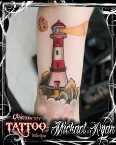 What do you think we should add to the background of this lighthouse? Created and tattooed by resident artist Michael Ryan @mjryan730tattoo here at  ANARCHY TATTOO STUDIOS.  3000 MIDDLETOWN Rd. BRONX Ny 10461 (718)828-6387 (718)TAT-ME-UP  #Tattoo #Tattoos #Tatted #Tattedup #Bronx #BronxTattoo #BronxTattooShop #BestBronxTattooShop #BestTattooShopInTheBronx #BestTattooShop #BestTattoo #BestTattoos #WestchesterTattoo #NycTattoo #NYC #Ink #InkedUp #TattooShopNearMe #BestTattooArtists…
