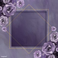 Black Background Wallpaper, Poster Background Design, Framed Wallpaper, Background Pictures, Flower Wallpaper, Background Patterns, Flower Backgrounds, Abstract Backgrounds, Wallpaper Backgrounds