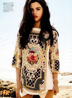 Selena Gomez for Elle Magazine (July)