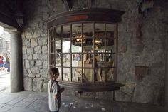 Before you go, drop by the Owl Post, a fully functioning post office where your kids can mail their friends postcards and letters postmarked from Hogsmeade.