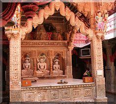 jain temple Sanganer Jaipur Rajasthan India | Tourist attraction India | visit india with us