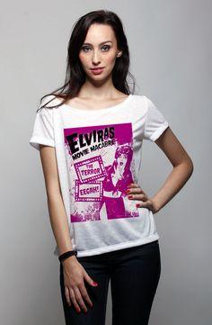 ELVIRA (Gola Canoa) - Rocket Camisetas