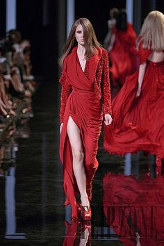 Elie Saab Herbst/Winter 2010-2011 - Couture