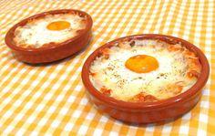 Huevos Napoleón | Receta rápida y sencilla | Comparterecetas.com