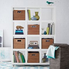 Rolling Storage - 3x4 | west elm