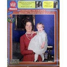 Point De Vue Images Du Monde N° 1689 Du 12/12/1980 - Preparatifs Du Mariage Du Grand-Duc Heritier De Luxembourg. Retour D'asie - Charles. Chantal De France.