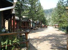 Rustic River Cabins--Big Thompson Canyon-near Estes Park, CO