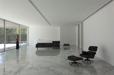 Minimal Luxury Home in Spain: Aluminum House by Fran Silvestre Arquitectos