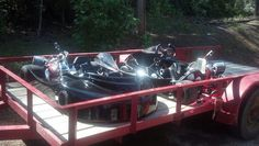 2 new 2013 all ready for winner circle.here we come Go Kart Racing