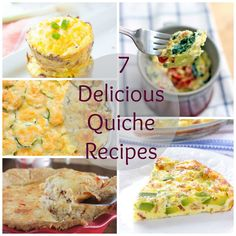 Quiche is a family favorite around here. It has graced our table many times over the years for breakfast, brunch, and even dinner. It's an excellent way to add more veggies into your routine as well as all of the healthy goodness from fresh eggs. A good quiche can be made with a flaky crust [...]