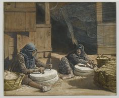 The Two Women at the Mill (Les deux femmes au moulin) : James Tissot : Free Download & Streaming : Internet Archive
