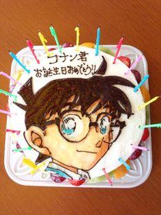Conan cake :P