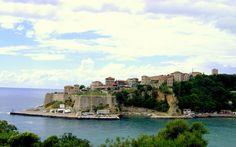 Ulcinj vára - Montenegro