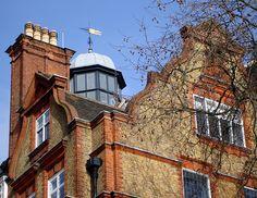 The River House    Chelsea Embankment, London